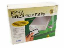 Iomega TAPE250 External Tape Drive External Tape Drive Lpt Parallel Streamer