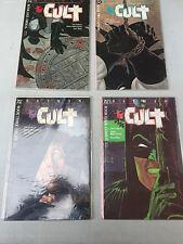 Batman The Cult #1-4 Comic Lot DC 1988 COMPLETE  Jim Starlin cgc worthy