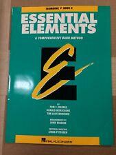 Essential Elements, Trombone, Book 2