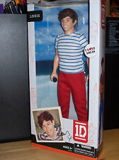 1 DIRECTION LOUIS ACTION FIGURE NEW IN BOX 2012 OUT OF PRODUCTION ~ RARE