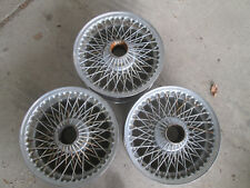Triumph Stag Wire Wheel Chrome, price is for 1