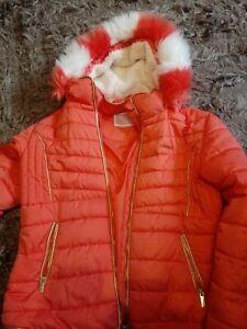Girls McKenzie coat age 12-13