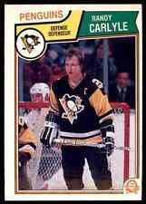 1983-84 O-Pee-Chee Randy Carlyle #278