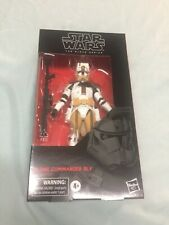 star wars black series 6?  Clone Commander Bly Nice Sealed box ?