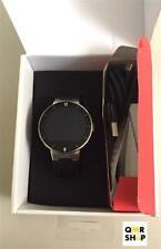 Alcatel Onetouch SM-02 Smart Watch Black/Dark Red