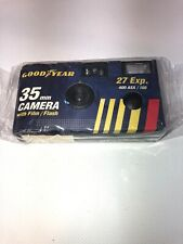 Vintage Disposable 35 Mm Camera Made By Goodyear New In Plastic