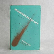 Monsters in the Sky by Paolo Maffei Astronomy Comets 1980 Hardcover 2nd Edition