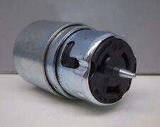 Cooper CS8164 California Style Armored Twist Locking Connector 50A 480V 3P 4W 3Ø