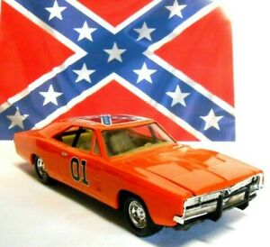 NICE 1:25 ERTL Dukes of Hazzard General Lee Diecast '69 1969 Dodge Charger Car