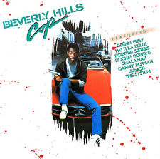Compilation ‎CD Music From The Motion Picture Soundtrack - Beverly Hills Cop