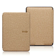 """For Amazon Kindle Paperwhite 10th Gen 2019 6"""" e-Reader Leather Smart Case Cover_"""