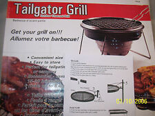 Tailgator Grill Outdoor Charcoal Grill Camerons Products with Carrybag NEW