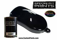 500ml Paint Kit of Candy Black, Automotive Paint Urethane, Custom Paint