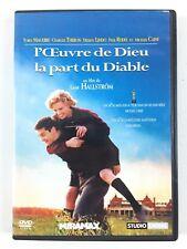 DVD L'Oeuvre de Dieu - la part du Diable De Lasse Hallström, Tobey Maguire