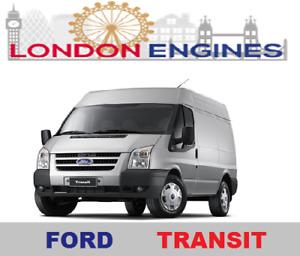 Ford Transit Engine 2.2 Tdci 06-10 UHFA UHFB UHFC Supply & Fit From £1795 RWD