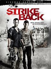 Strike Back ~ Complete First Season 1 One ~ NEW 4-DISC DVD SET (CINEMAX SERIES)