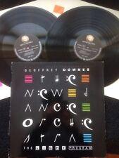 Geoffrey Downes (Yes / Asia) - The Light Program 2 x Vinyl LP Geffen 924 156-1