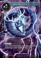 Force of Will - TSW-065 Blitzdrache - Foil - Die Zeitzauberin