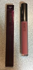 BEAUTE Cosmetics Luminous Volume Lip Gloss, HEROINE (Sheer Muted Plum), NIB