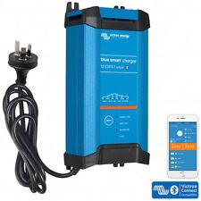 Victron Blue Smart IP22 SLA/LiFePO4 Charger 12V 30A Single Output Fan Assisted