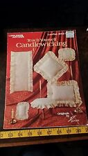 TEACH YOURSELF CANDLEWICKING PATTERN FREE SHIPPING