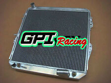 FOR TOYOTA HILUX SURF LN67R; LN130G 2.8D 3L A/T 88-97 ALUMINUM RADIATOR 50MM