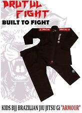 Brutul / Brutal Fight Ultra Light Bjj Brazilian Jiu Jitsu Gi Kimono Lightweight