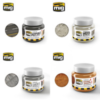 Ammo by Mig Acrylic Mud For Dioramas and Basing Singles (Choose Your Colour)