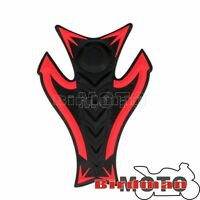 Fuel Tank Pad Gas Cap Protector Sticker Decal Cover Replacement For Motorcycle