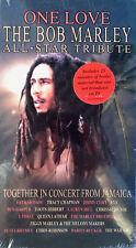BOB MARLEY ALL STAR TRIBUTE -  ONE LOVE - TNT - VHS TAPE - 1999 - STILL SEALED