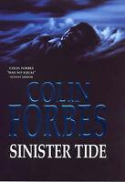 Sinister Tide by Colin Forbes (Hardback, 1999)