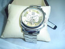 Brand New Fuel Gentlemens Swiss Automatic Watch Retail $600