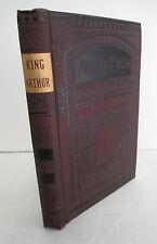 KING ARTHUR based on an American episode by Hannah Mulock circa 1886