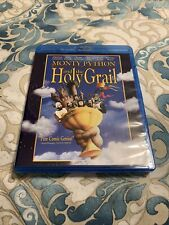 Monty Python and the Holy Grail (Blu-ray Disc, 2012, 35th Anniversary Edition.