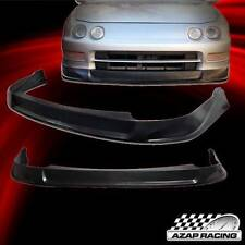 1994 95 96 97 Poly-Urethane Type-C Front Bumper Lip Spoiler For Acura Integra