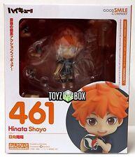 "In STOCK Good Smile Company Haikyu ""Shoyo HInata"" Nendoroid Action Figure"