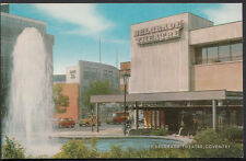 Warwickshire Postcard - The Belgrade Theatre, Coventry   C1120