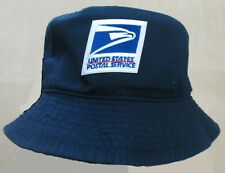 USPS United States Postal Service Blue Bucket Hat lg/xl