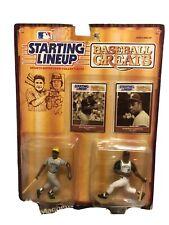 1989 Kenner Starting Lineup Baseball Greats Roberto Clemente & Willie Stargell