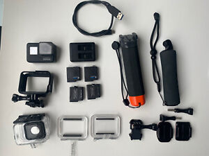 Complete Bundle GoPro HERO7 Action Camera - Black with Many Accessories