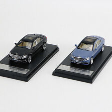 Master 1/64 Mercedes-Maybach S-Class Benz S680  Diecast Car Model Collection