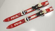 ELAN 3 JET JR Downhill Skis 80 cm Kids Skiboards Snowblades Adjustable Bindings