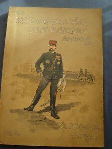 MILITARIA-GUERRA-THE RUSSO-JAPANESE WAR-FULLY ILLUSTRATED-N.5-TOKYO 1904-RARO
