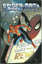 Spider-man's Tangled Web vol 4 TPB VF 1st print 2003 Fantastic Four appear