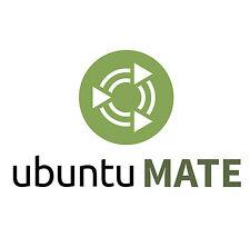 UBUNTU MATE 17.04 32 BIT & 64 BIT LINUX LIVE / INSTALL DESKTOP OS  + BONUS CD