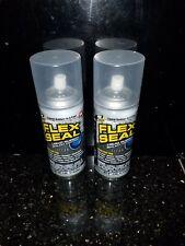 Flex Seal 00868 Clear Liquid Rubber Sealant Coating Mini 2oz 2 Cans Total 4 Oz
