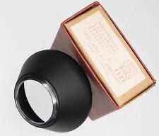 Zeiss Black 1121 35.5mm Slip-on Hood ......... MINT w/Box