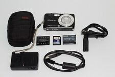 CASIO EXILIM EX-Z37 14.1 MP Optical 3x f=6.3-18.9mm 1:3.1-5.6 Digitalkamera ✅