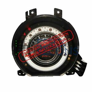 Fiat 500 Instrument Cluster Speedo Repair for Lights Blinking/Glowing Dim