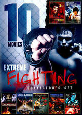 DVD 10-Extreme Fighting Collector's Set  - Free Shipping